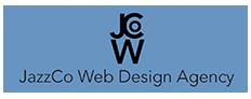 JazzCo Web Design | Hosting Logo